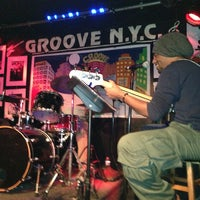 Photo taken at Groove NYC by Patrick N. on 12/25/2012