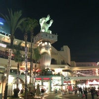 Photo taken at Hollywood & Highland Center by Claudia S. on 3/4/2013