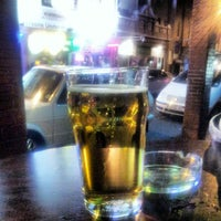 Photo taken at The Dubliner by James C. on 1/19/2013