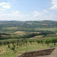 Photo taken at Fattoria Di Montepaldi by Simone P. on 7/7/2013