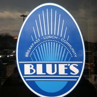 Photo taken at Blue's Egg by B K. on 4/30/2013