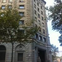 Photo taken at Banco de España by Antonio E. on 10/1/2013