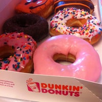 Photo taken at Dunkin' Donuts by Cüneyt K. on 11/2/2014