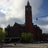 Photo taken at Union Station by Bryan on 4/30/2014