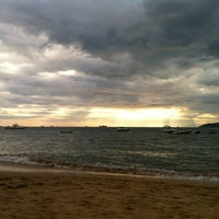 Photo taken at Praia do Curral by Paola K. on 3/2/2013