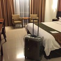 Photo taken at Aston Tanjung City Hotel by Carpe D. on 8/24/2016