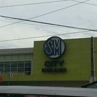 Photo taken at SM City Novaliches by Red 🎯 @. on 1/16/2013