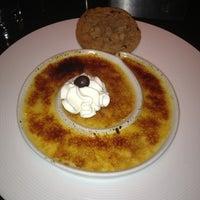 Photo taken at Brand Steakhouse & Lounge by Garen P. on 12/22/2012