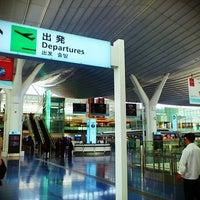 Photo taken at HND International Terminal by Ayumi J. on 5/16/2013