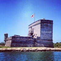Photo taken at Fort Matanzas National Monument by Frank C. on 5/15/2013