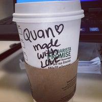Photo taken at Starbucks by Quang N. on 5/6/2015
