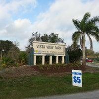 Photo taken at Vista View Park by Reuben Z. on 3/24/2013