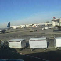 Photo taken at Gate C19 by Gabriella S. on 2/1/2014