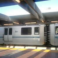 Photo taken at El Cerrito Plaza BART Station by Gabriella S. on 10/10/2012