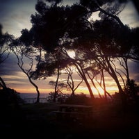 Photo taken at Sanary-sur-Mer by Bastien B. on 12/31/2012