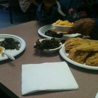 Photo taken at Crockett's Fish Fry by Shaakirah T. on 10/20/2012