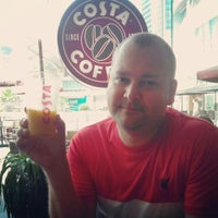 Photo taken at Costa Coffee by Tony R. on 8/10/2014