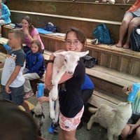 Photo taken at Sheep World by S. N. on 12/18/2013