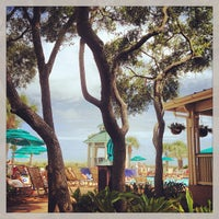 Photo taken at Marriott's Barony Beach Club by Kathryn H. on 7/6/2013