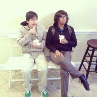 Photo taken at L'Arte Del Gelato by Andy C. on 4/25/2013