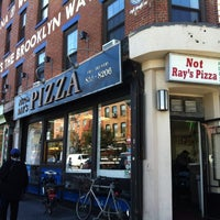 Photo taken at Not Ray's Pizza by Christian A. on 10/11/2012