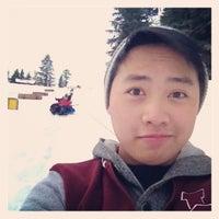 Photo taken at Seymour Mountain by Doane S. on 2/18/2013