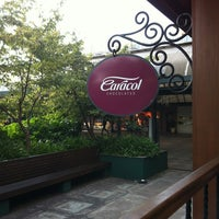 Photo taken at Caracol Chocolates by Juliana A. on 1/22/2013