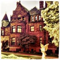 Photo taken at Saint Louis University by Erin T. on 10/9/2012
