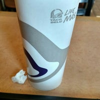 Photo taken at Taco Bell by Mike D. on 5/13/2016