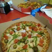 Photo taken at Domino's Pizza by Krishna A. on 10/15/2016
