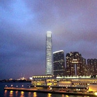 Photo taken at Harbour City by Toey K. on 4/21/2013