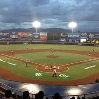 Photo taken at Estadio de Beisbol Eduardo Vasconcelos by Tere™ on 5/30/2013