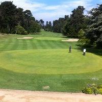 Photo taken at Club de Golf Santo Domingo by Pauli on 1/10/2013