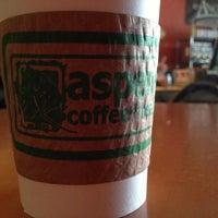 Photo taken at Aspen Coffee & Tea by Kimberly V. on 9/7/2013