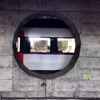Photo taken at RENFE El Clot-Aragó by Salvador G. on 2/19/2013