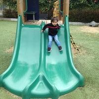 Photo taken at Presidio Heights Playground by Cheryl on 7/21/2013