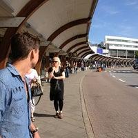 Photo taken at Terminal 4 by Natasha A. on 6/1/2013
