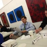 Photo taken at Leadership Memphis by Nic on 10/31/2012