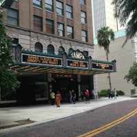 Photo taken at Tampa Theatre by Danny W. on 7/28/2013