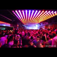 Photo taken at Cinco Club by Lucas B. on 9/21/2012