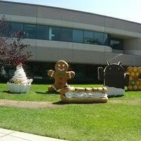Photo taken at Google Store by Fernando M. on 9/14/2012