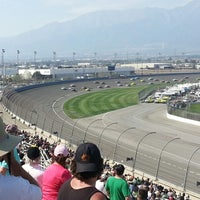 Photo taken at Auto Club Speedway by Chris E. on 3/24/2013