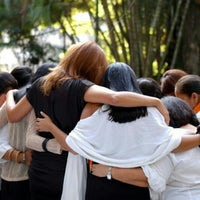 Photo taken at Iglesia De Cristo Internacional De Caracas by Héctor on 11/4/2012