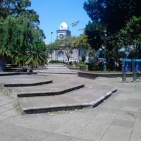 Photo taken at Parque de Tibás by Wen R. on 3/30/2013
