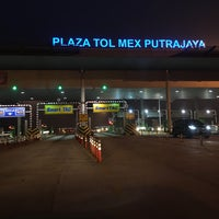 Photo taken at Plaza Tol Putrajaya by MaRk e. on 4/20/2016