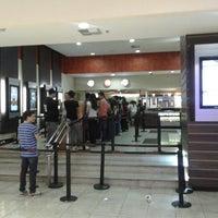 Photo taken at Cinemark by Thiago B. on 12/14/2012