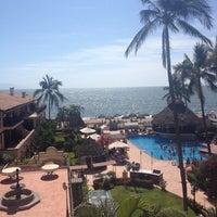 Photo taken at Vallarta Torre Resort Puerto Vallarta by Mike M. on 4/8/2014