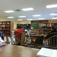 Photo taken at Alderman Library by Youlim H. on 10/14/2012