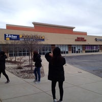 Photo taken at Maysville Pointe Shopping Center by Penpicha P. on 4/14/2014