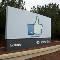Photo taken at Facebook HQ by Delson J. on 10/30/2012